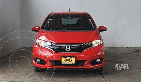 Honda Fit EX 1.5L CVT usado (2019) color Rojo precio $264,000