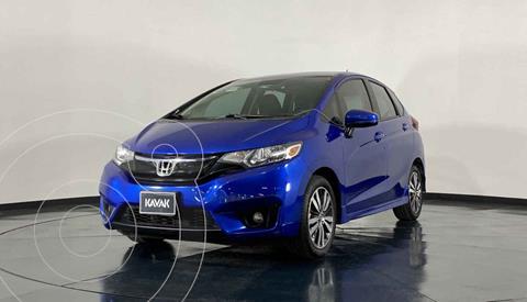 Honda Fit Hit 1.5L Aut usado (2016) color Azul precio $199,999