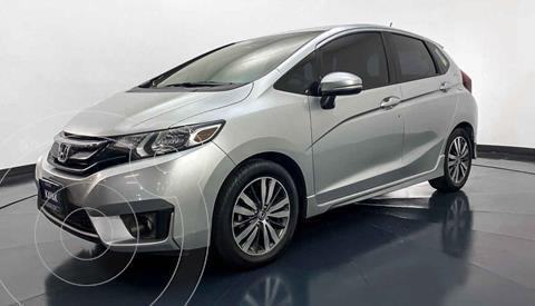 Honda Fit Hit 1.5L Aut usado (2015) color Plata precio $174,999