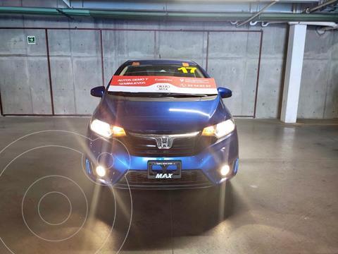 Honda Fit Hit 1.5L Aut usado (2017) color Azul precio $229,000