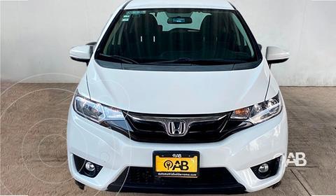 Honda Fit EX 1.5L CVT usado (2017) color Blanco precio $210,000