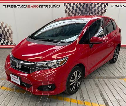 Honda Fit Hit 1.5L Aut usado (2019) color Rojo financiado en mensualidades(enganche $152,500 mensualidades desde $3,735)