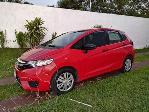 Honda Fit Cool 1.5L usado (2016) color Rojo precio $159,000