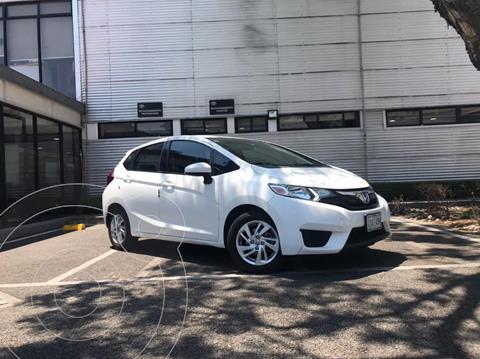 Honda Fit Fun 1.5L usado (2015) color Blanco precio $148,000