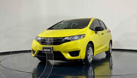 Honda Fit Cool 1.5L usado (2016) color Amarillo precio $169,999