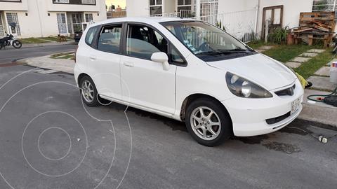 Honda Fit EX 1.5L usado (2007) color Blanco precio $80,000