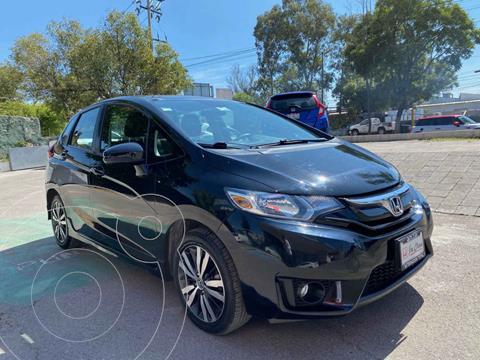 Honda Fit Hit 1.5L Aut usado (2017) color Naranja precio $240,000