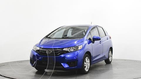 Honda Fit Fun 1.5L usado (2017) color Azul precio $213,900
