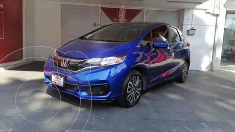 Honda Fit Fun 1.5L usado (2019) color Azul precio $236,000