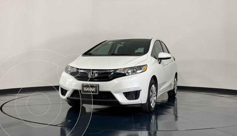 Honda Fit Cool 1.5L usado (2017) color Blanco precio $195,999