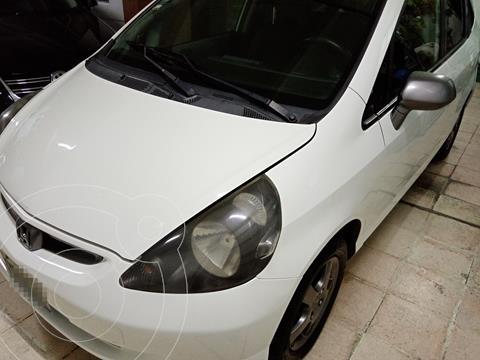 Honda Fit LX 1.5L usado (2006) color Blanco precio $72,500