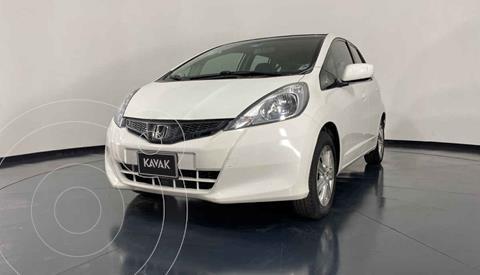 Honda Fit LX 1.5L CVT usado (2013) color Blanco precio $139,999