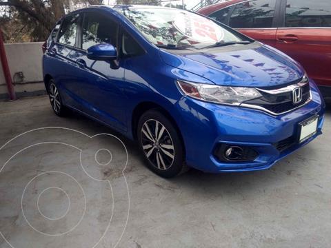 Honda Fit Hit 1.5L Aut usado (2019) color Azul precio $280,000