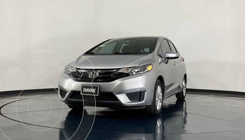 Honda Fit Fun 1.5L usado (2015) color Plata precio $171,999
