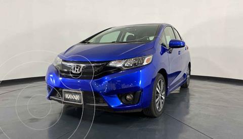 Honda Fit Hit 1.5L Aut usado (2017) color Azul precio $222,999