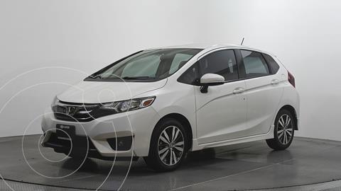 Honda Fit Hit 1.5L Aut usado (2015) color Blanco precio $178,000