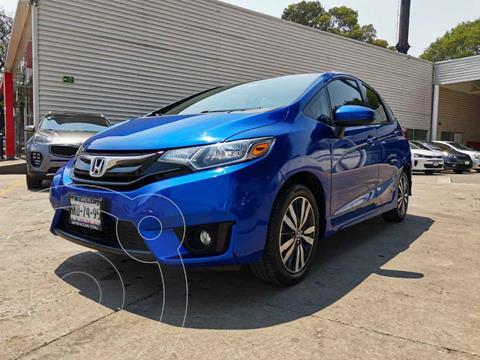 Honda Fit Hit 1.5L Aut usado (2017) color Azul precio $220,000