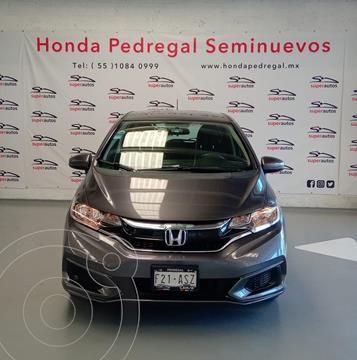 Honda Fit Fun 1.5L usado (2018) color Gris Oscuro precio $209,000