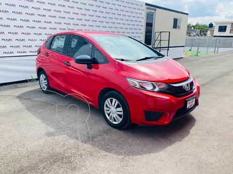 Honda Fit Cool 1.5L usado (2016) color Rojo precio $164,000