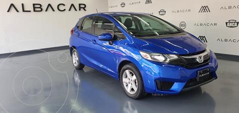 Honda Fit Fun 1.5L usado (2017) color Azul precio $199,900