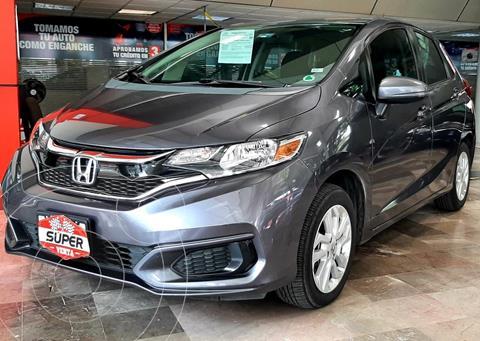 Honda Fit Fun 1.5L usado (2018) color Gris Oscuro precio $255,000