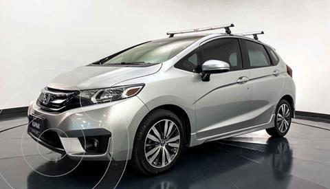 Honda Fit Hit 1.5L Aut usado (2015) color Plata precio $172,999