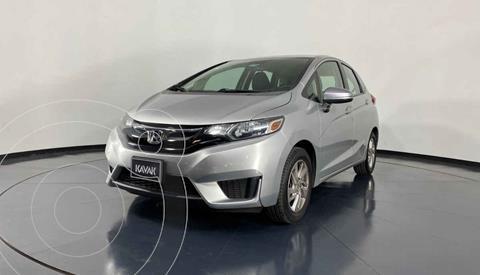 Honda Fit Fun 1.5L usado (2016) color Plata precio $174,999