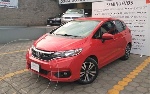 Honda Fit EX 1.5L CVT usado (2018) color Rojo precio $239,000