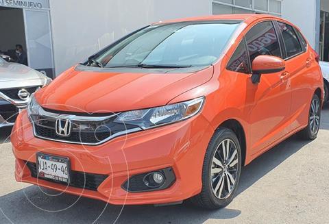 Honda Fit 1 Million Edition 1.5L Aut usado (2019) color Naranja precio $279,000