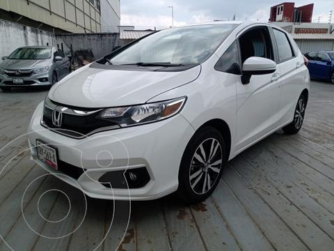 Honda Fit EX 1.5L CVT usado (2019) color Blanco precio $282,000