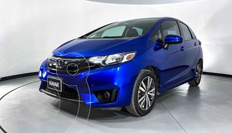 Honda Fit Hit 1.5L Aut usado (2017) color Azul precio $217,999