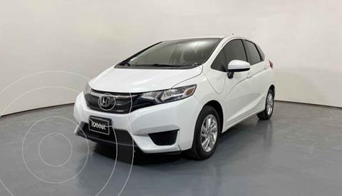 Honda Fit Fun 1.5L Aut usado (2017) color Blanco precio $212,999