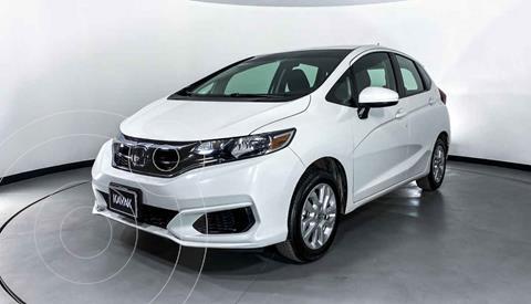 Honda Fit Fun 1.5L usado (2019) color Blanco precio $229,999