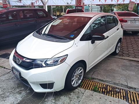 Honda Fit Cool 1.5L usado (2016) color Blanco Marfil precio $159,000