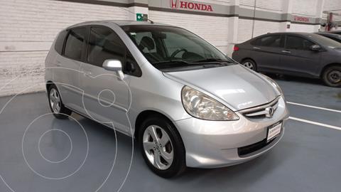 Honda Fit LX 1.5L CVT usado (2007) color Plata Dorado precio $90,000