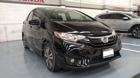 Honda Fit EX 1.5L CVT usado (2017) color Negro precio $217,000
