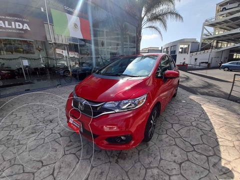 Honda Fit Hit 1.5L Aut usado (2019) color Rojo precio $265,000