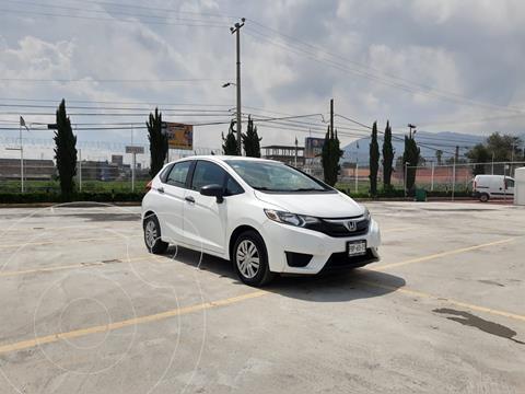 Honda Fit Cool 1.5L usado (2016) color Blanco precio $174,900