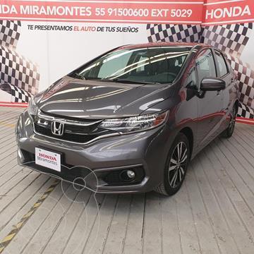 Honda Fit Hit 1.5L Aut usado (2018) color Acero precio $250,000