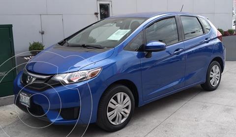 Honda Fit Cool 1.5L usado (2017) color Azul precio $189,000