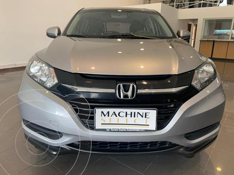 Honda HR-V LX 4x2 CVT usado (2018) color Gris Claro precio $2.850.000