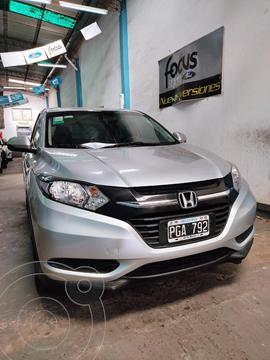 Honda HR-V LX 4x2 CVT usado (2015) color Gris precio $2.100.000