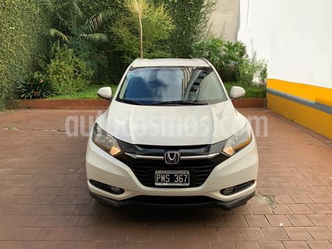 Honda HR-V EXL 4x2 CVT usado (2016) color Blanco precio $2.280.000