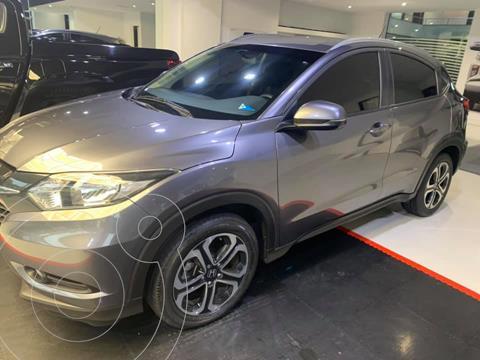 Honda HR-V EX CVT usado (2017) color Gris precio $2.950.000