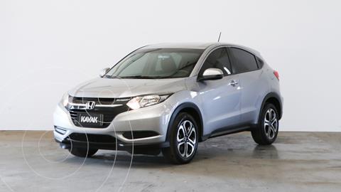 Honda HR-V LX 4x2 CVT usado (2018) color Acero precio $3.100.000