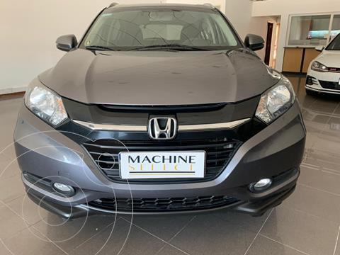 Honda HR-V EX CVT usado (2016) color Gris Claro precio $2.590.000