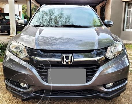 Honda HR-V EX 4x2 CVT usado (2017) color Gris precio $3.250.000