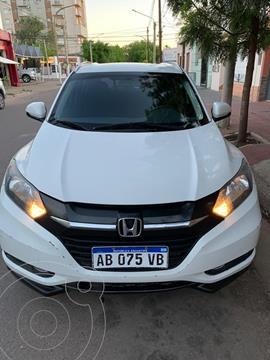 Honda HR-V EX 4x2 CVT usado (2017) color Blanco precio $2.250.000
