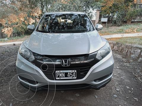 Honda HR-V LX 4x2 CVT usado (2016) color Gris precio $2.300.000