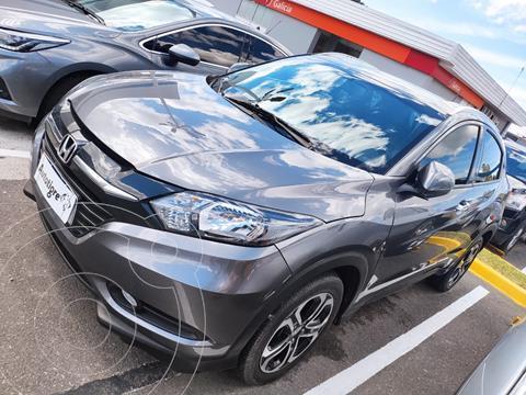 Honda HR-V EXL 4x2 CVT usado (2017) color Acero precio $2.480.500